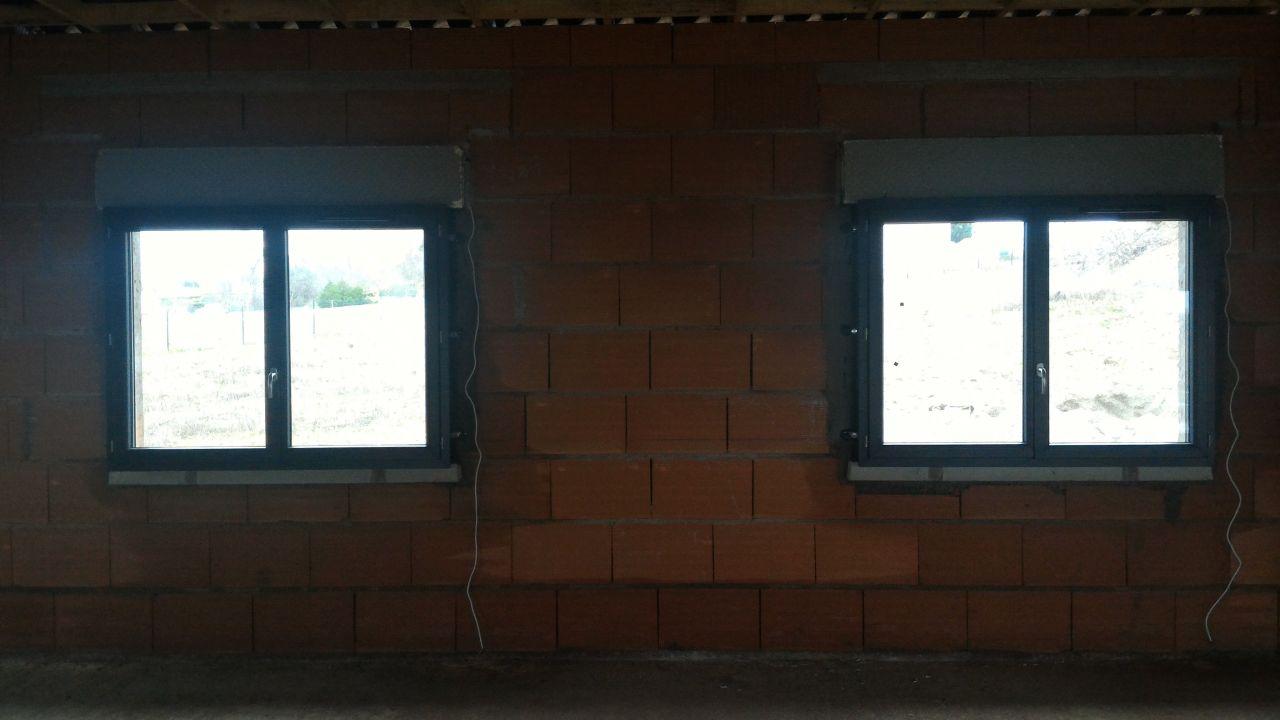 Fenêtres en 160