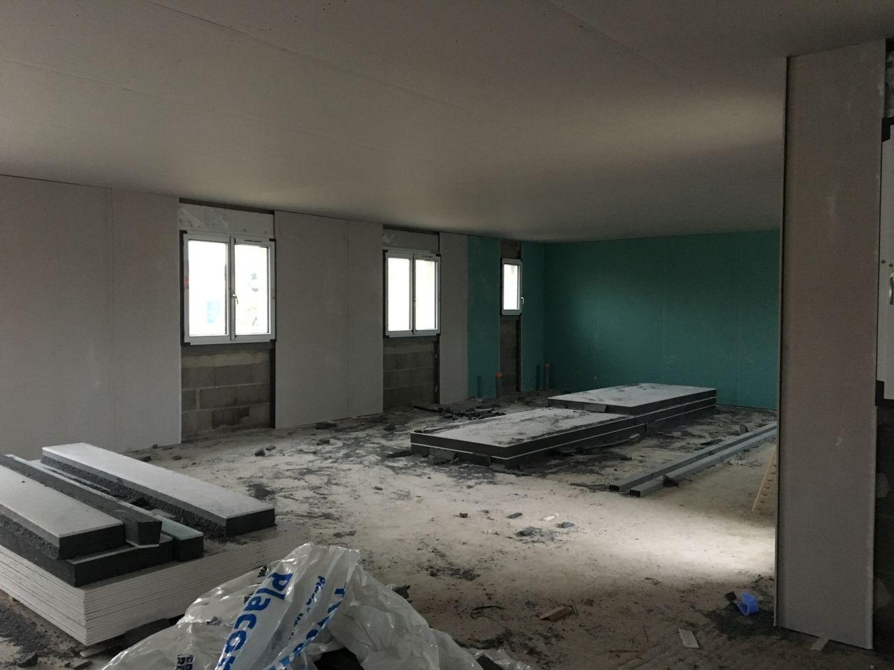 isolation plafonds et murs