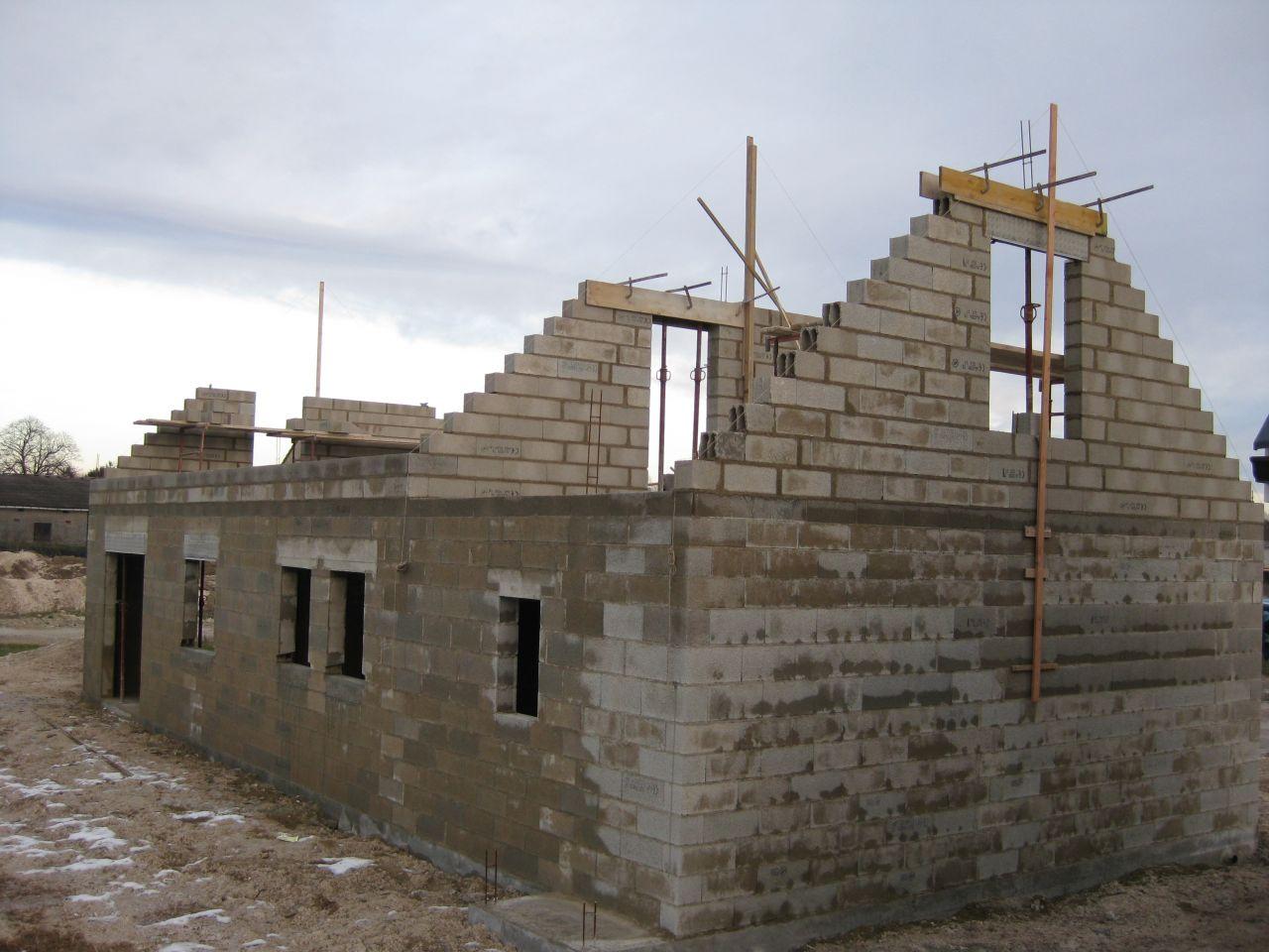 """Pignon façade """"garage"""""""