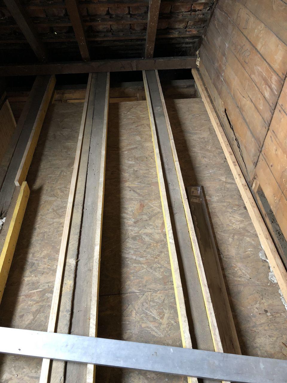 Plancher étage