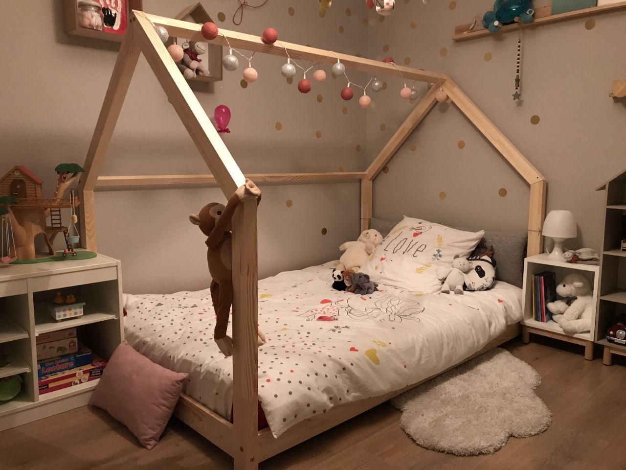 Nouveau lit !