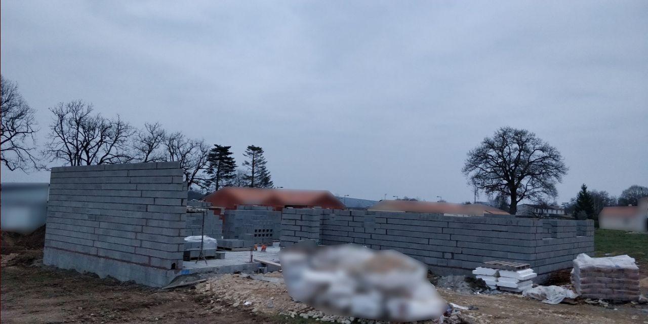 Élévation des murs (Jour 3)