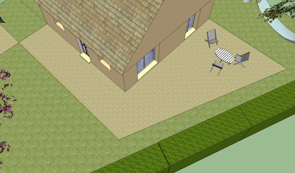 conseils pour faire une dalle b ton 14 messages. Black Bedroom Furniture Sets. Home Design Ideas