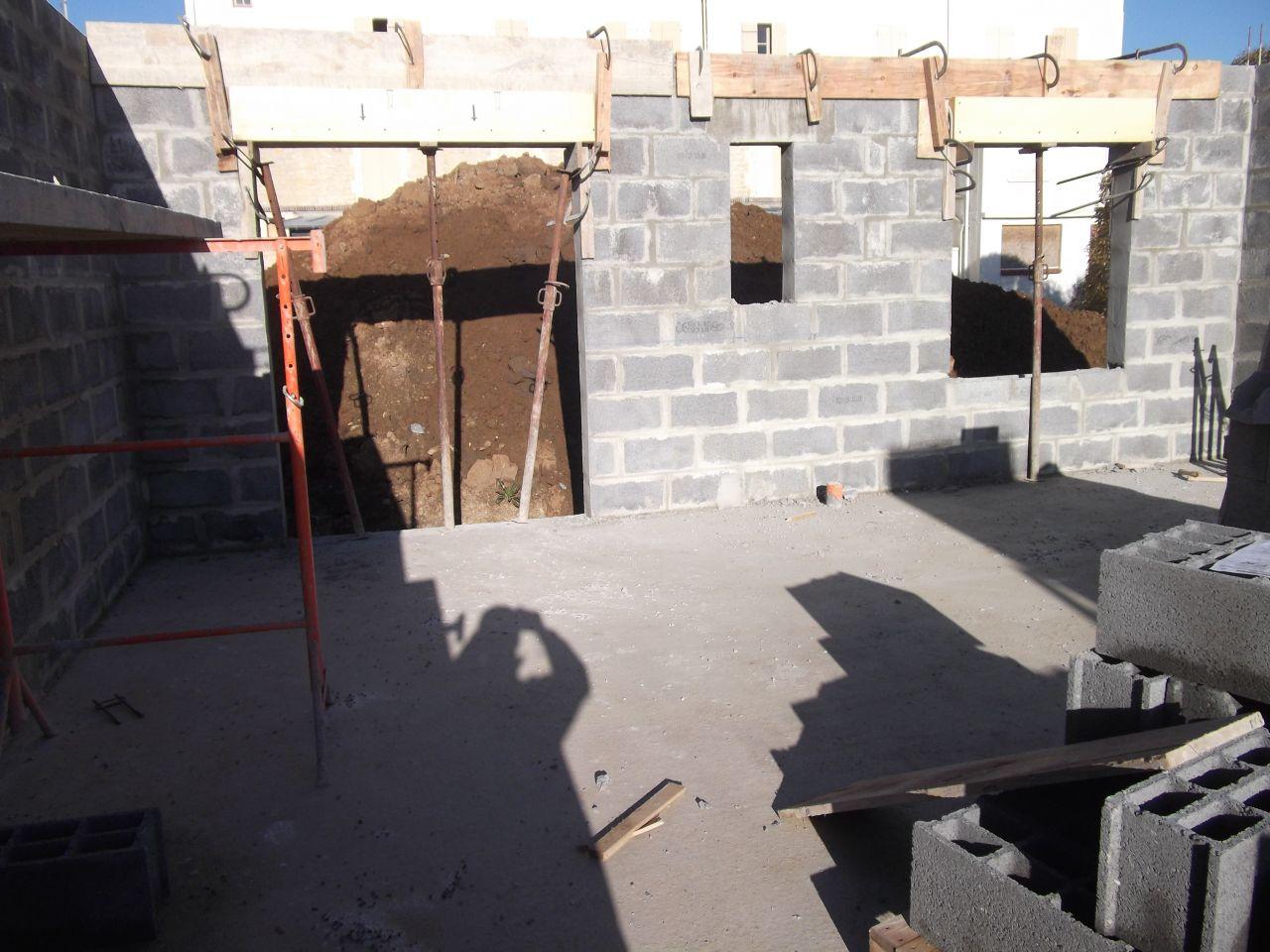 Intégration des coffres volets roulants dans les murs