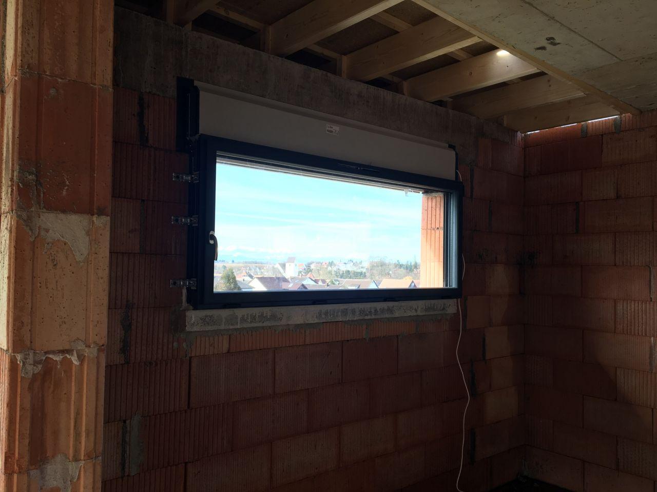 fenêtre coin tv