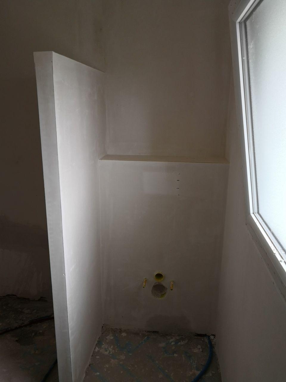 WC suspendus dans la SDB