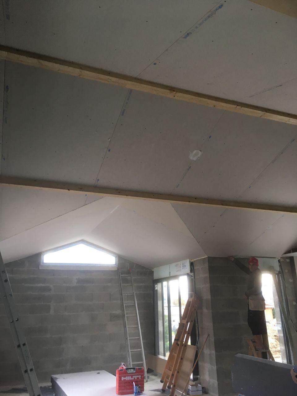 plafond rdc