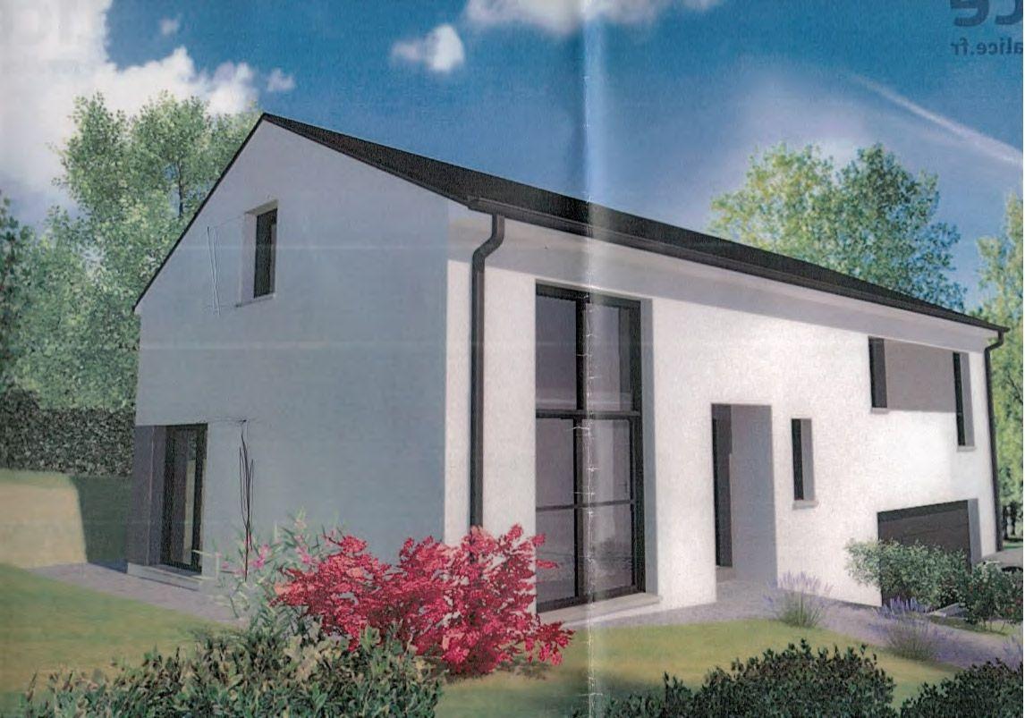 Plan de notre future maison Revalice
