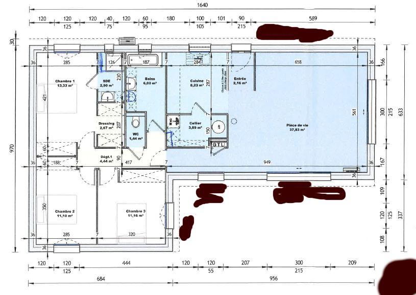 Notre futur maison si tout va bien ...