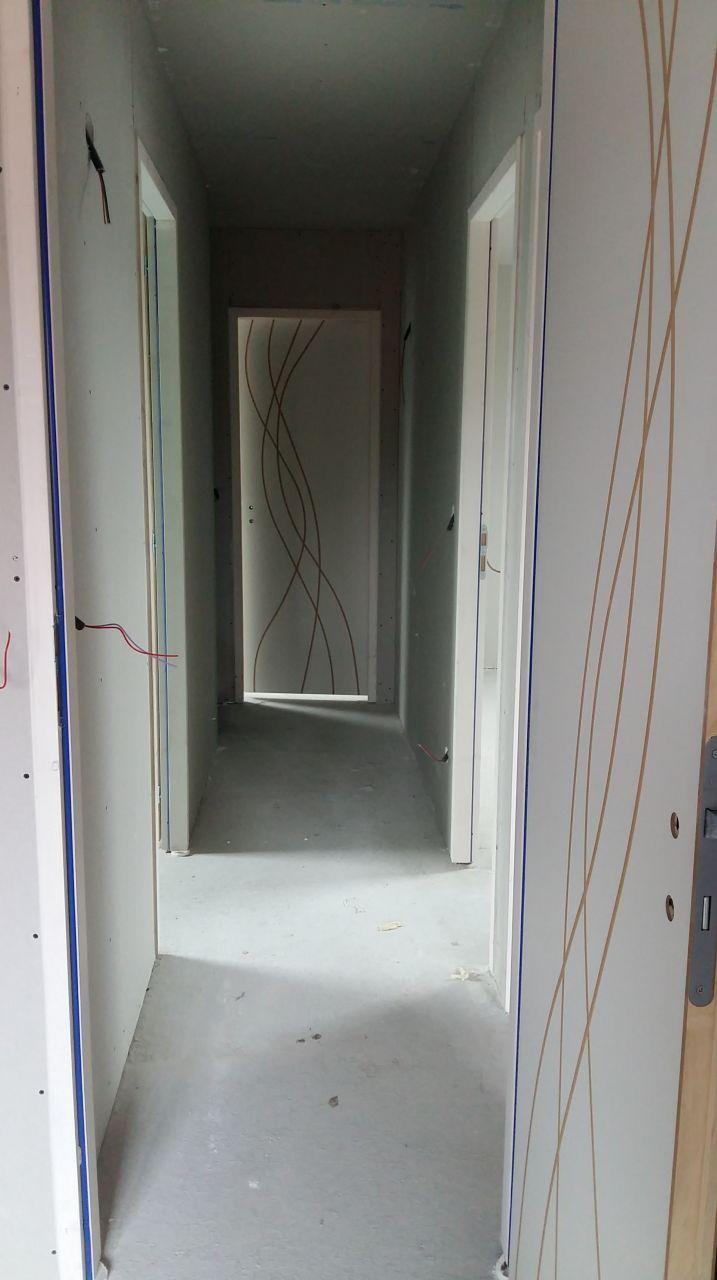 Couloir de l'étage