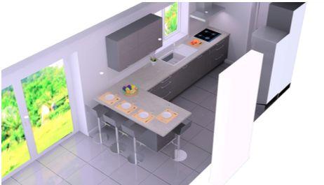 vu de la future cuisine 1