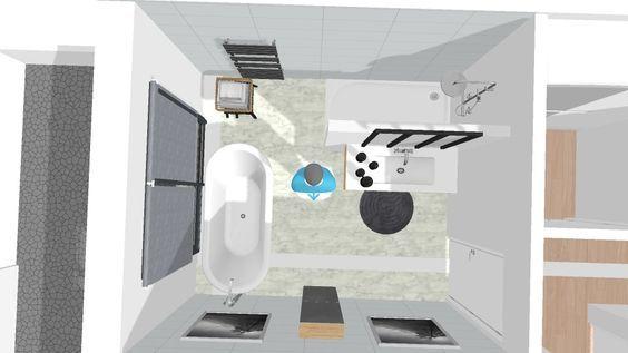 autre vue 3d salle de bain