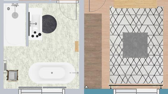 autre vue 2d salle de bain