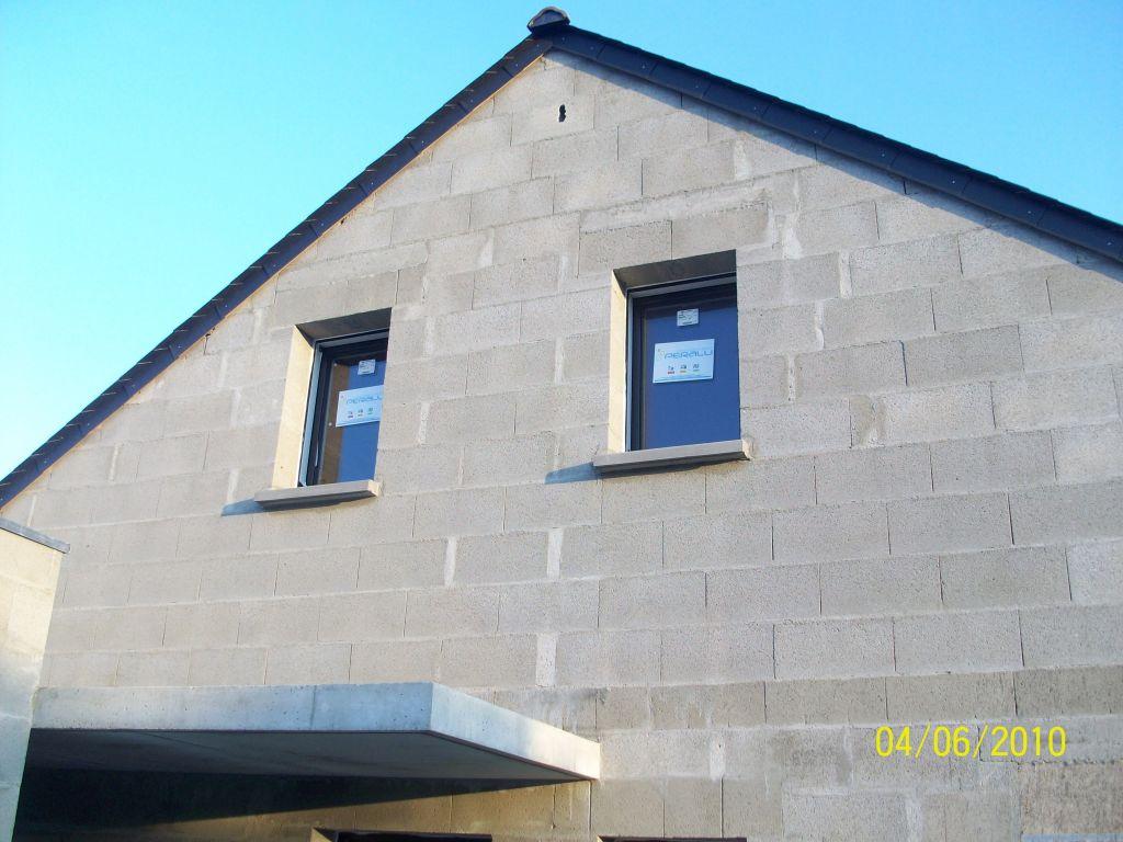 Notre maison au bas matz savenay loire atlantique for Fenetre de toit terrasse