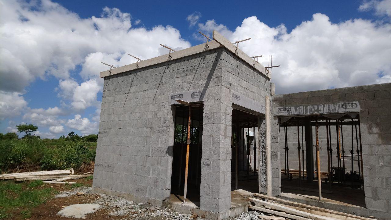 préparation de l'arase sur toit terrasse