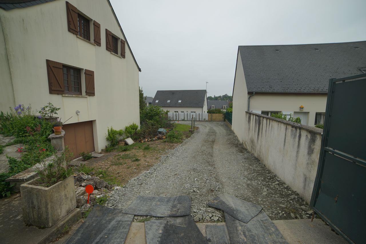 Chemin d'accès terminé