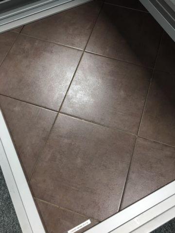 Carrelage SDB étage + WC étage