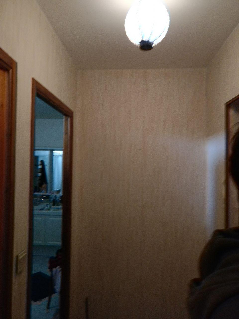 Couloir de la chambre dans son jus