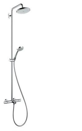 Colonne de douche Hansgrohe Showerpipe Croma 220