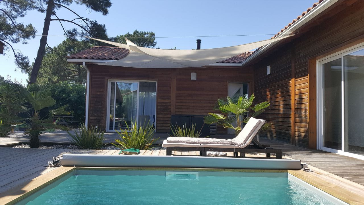 Notre petit paradis est prêt pour l'été :)