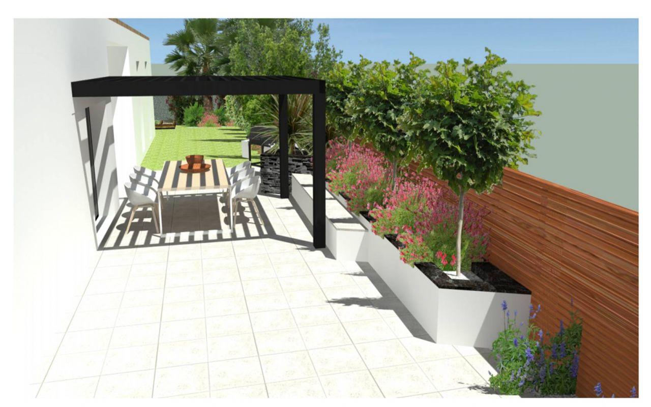 Visuel 3D terrasse