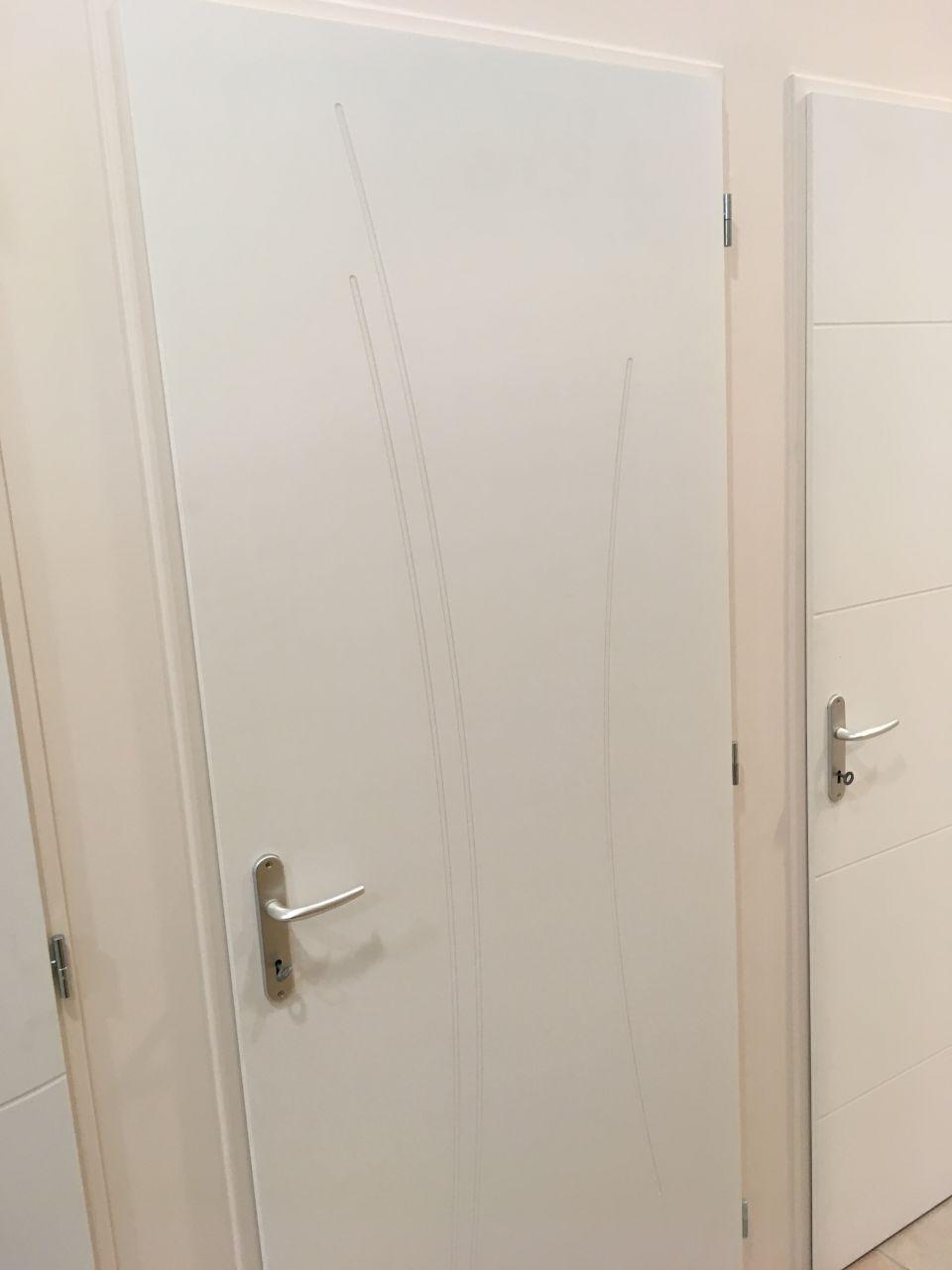 Portes intérieures