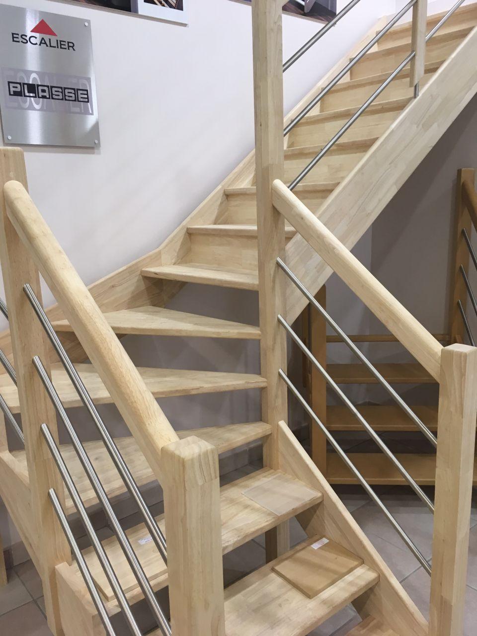 Escalier (version marches pleines)