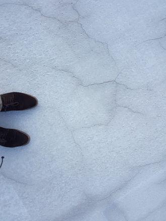 fissures sur la dalle