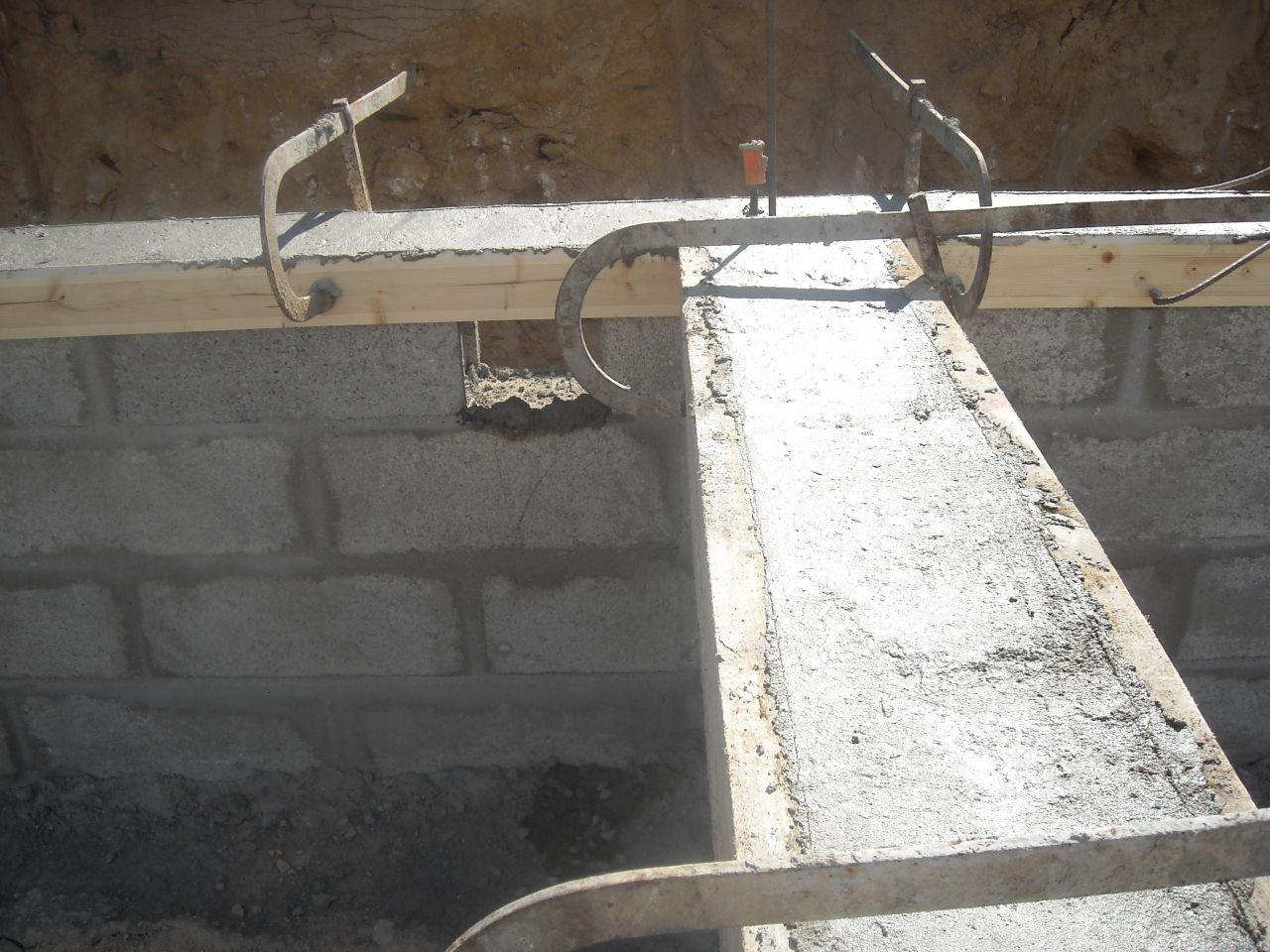 arase du vide sanitaire