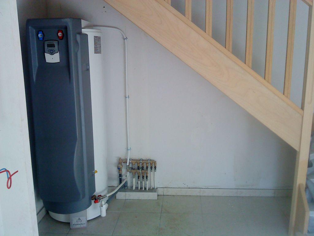 Aménagement sous escalier - 8 messages
