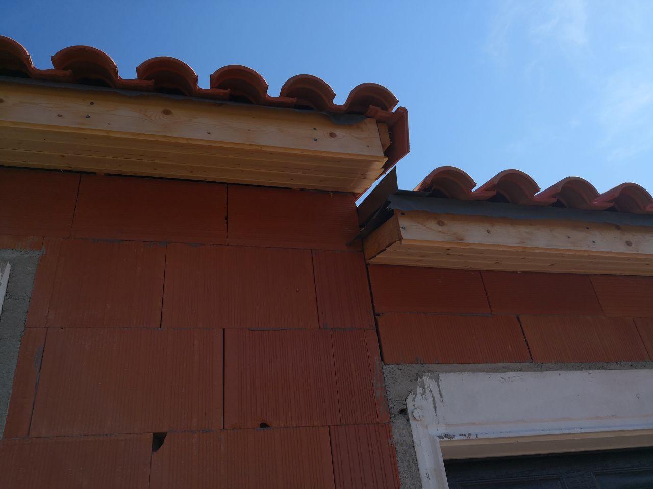 Bandes de rives - façace/garage