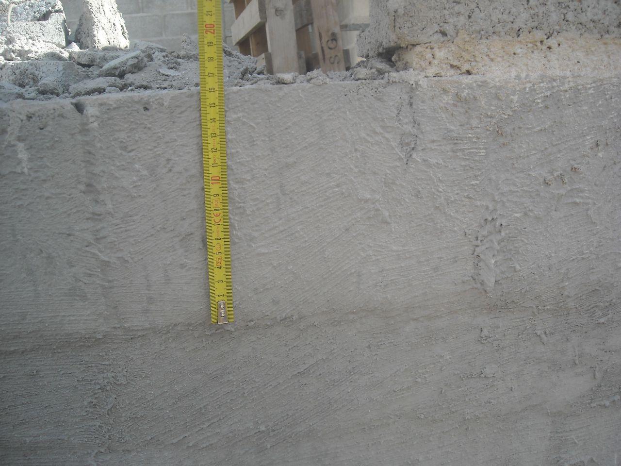 hauteur pannel RC 16 cm