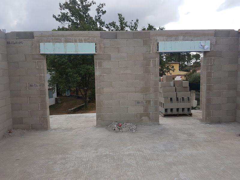 Murs 1er etage
