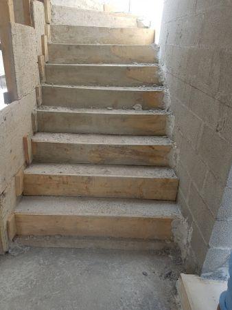 Squelette escalier