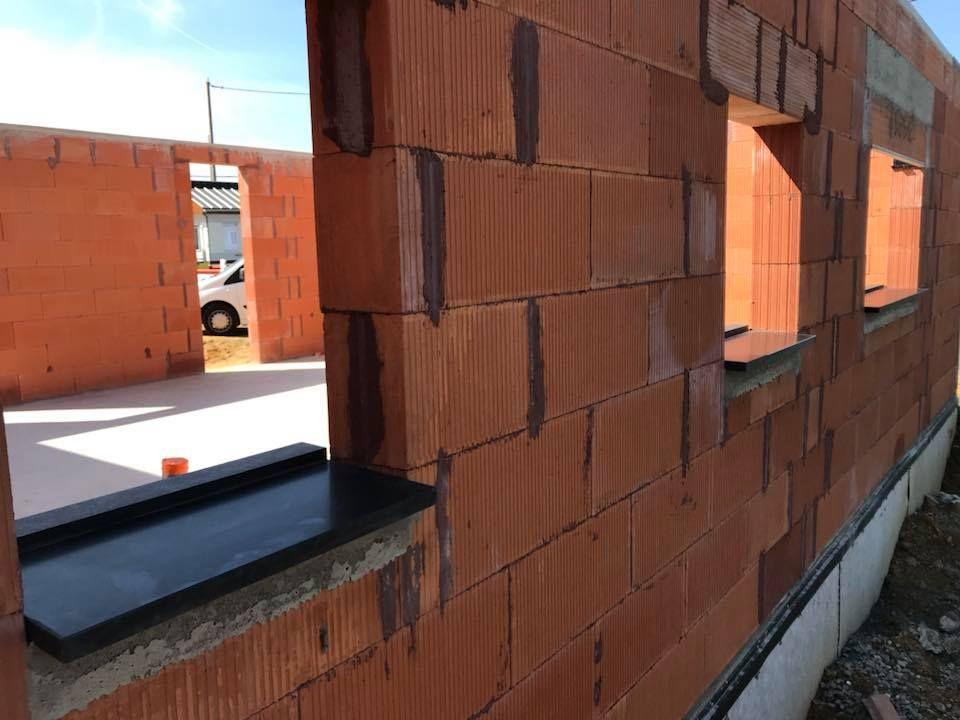 appuis de fenêtres