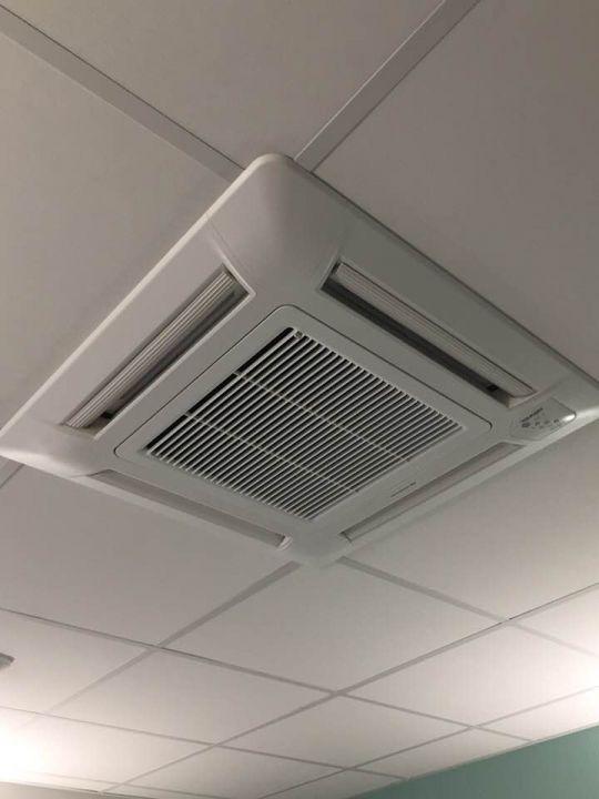 Le système de traitement de l'air