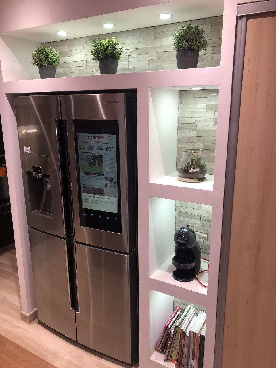 Mon réfrigérateur d'amour