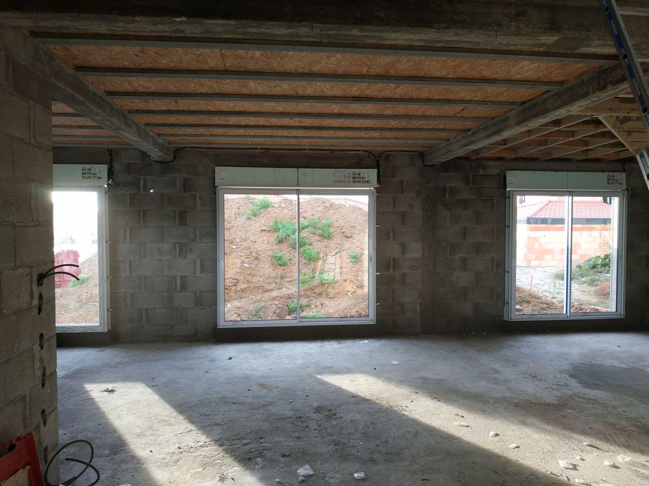 Baies vitrées et porte-fenêtre