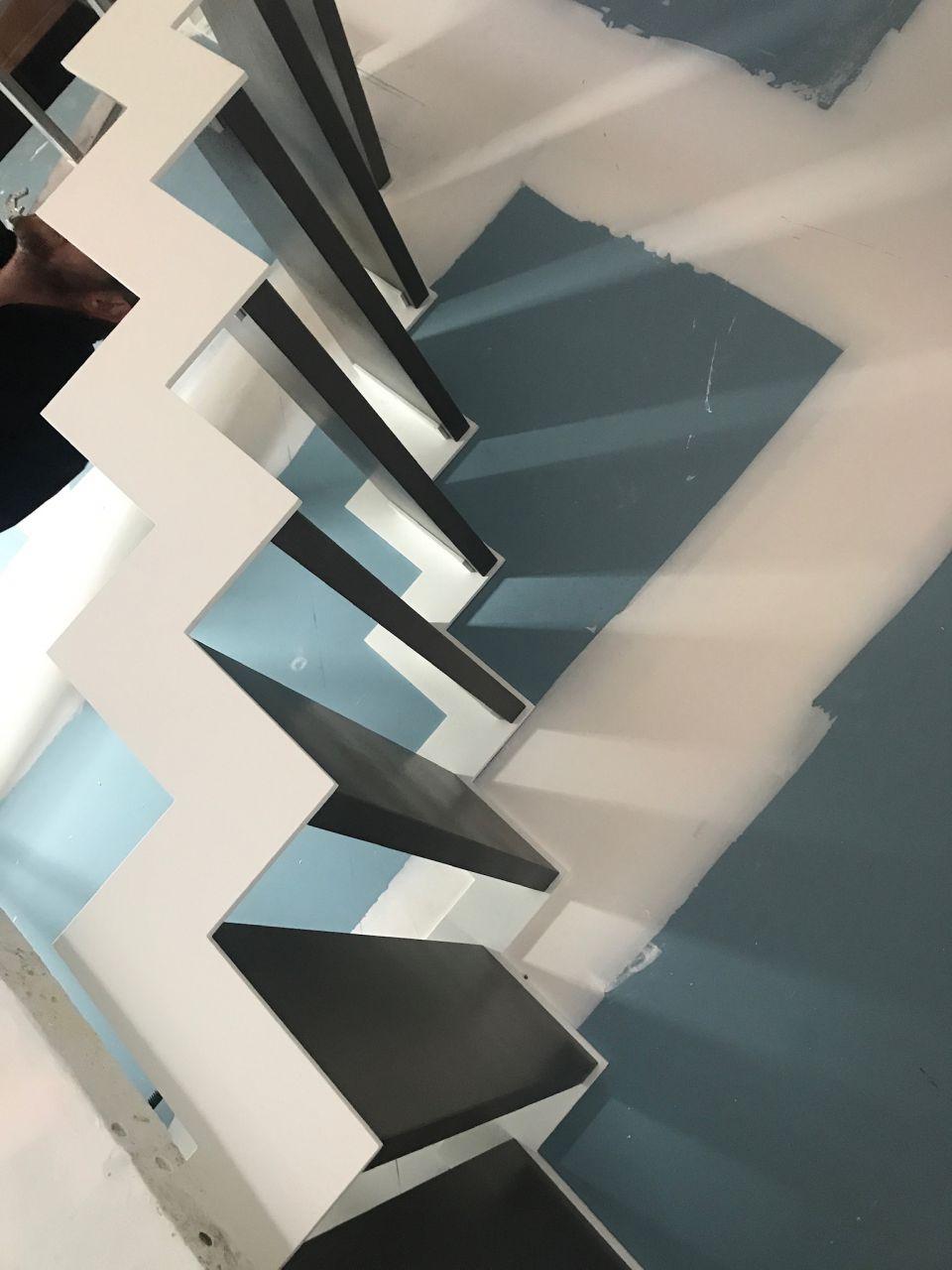 Escalier Métal bois de chez Groupe Riaux
