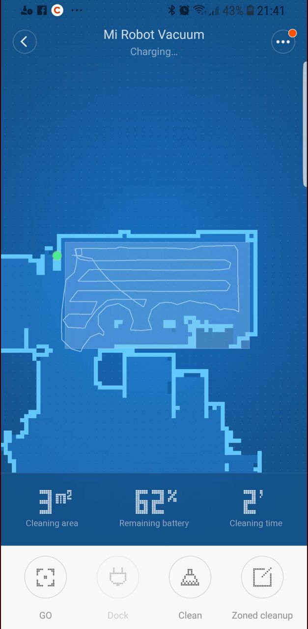 Robot Aspirateur Xiaomi (v1)