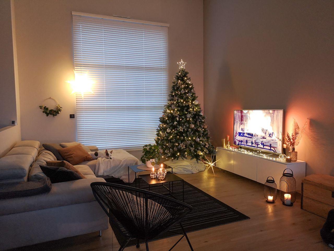 Notre sapin de Noël !