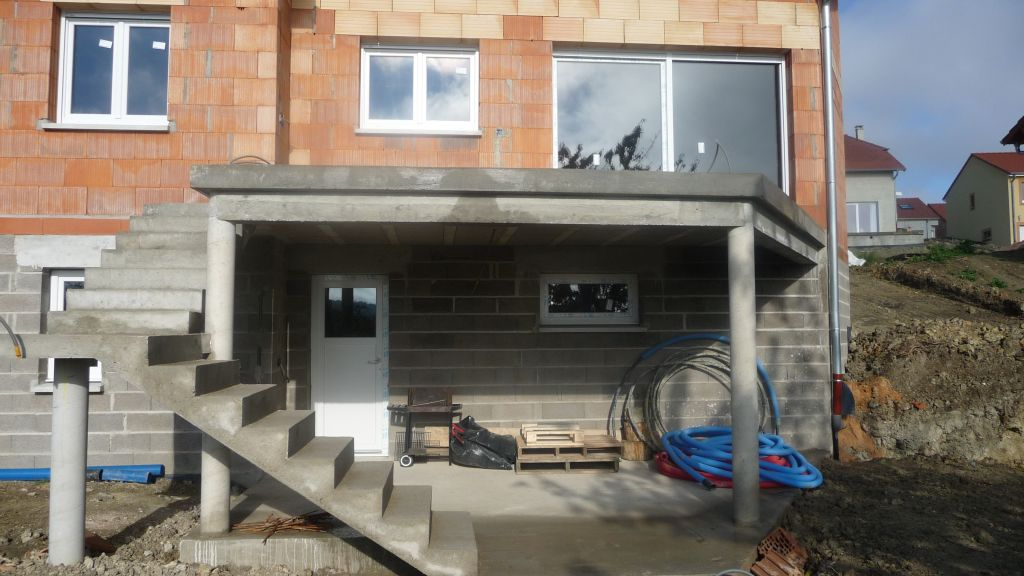 Comment Faire Un Escalier En Beton Exterieur Cheap Cuest Fini With