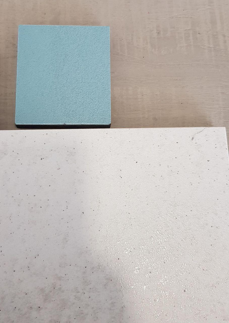 Choix couleur escalier béton ciré : couleur Malachite