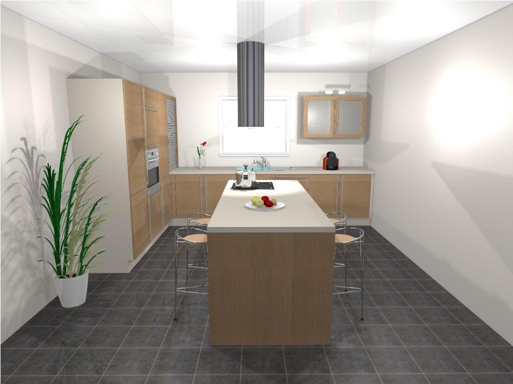avis sur notre projet de cuisine 46 messages. Black Bedroom Furniture Sets. Home Design Ideas