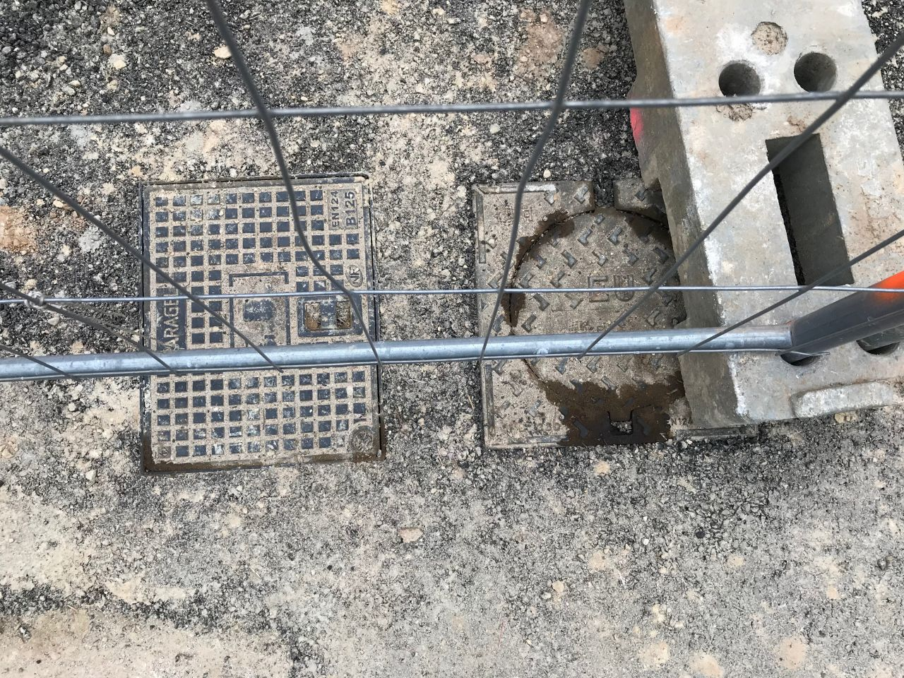 Raccordement aux réseaux d'assainissement et d'eau