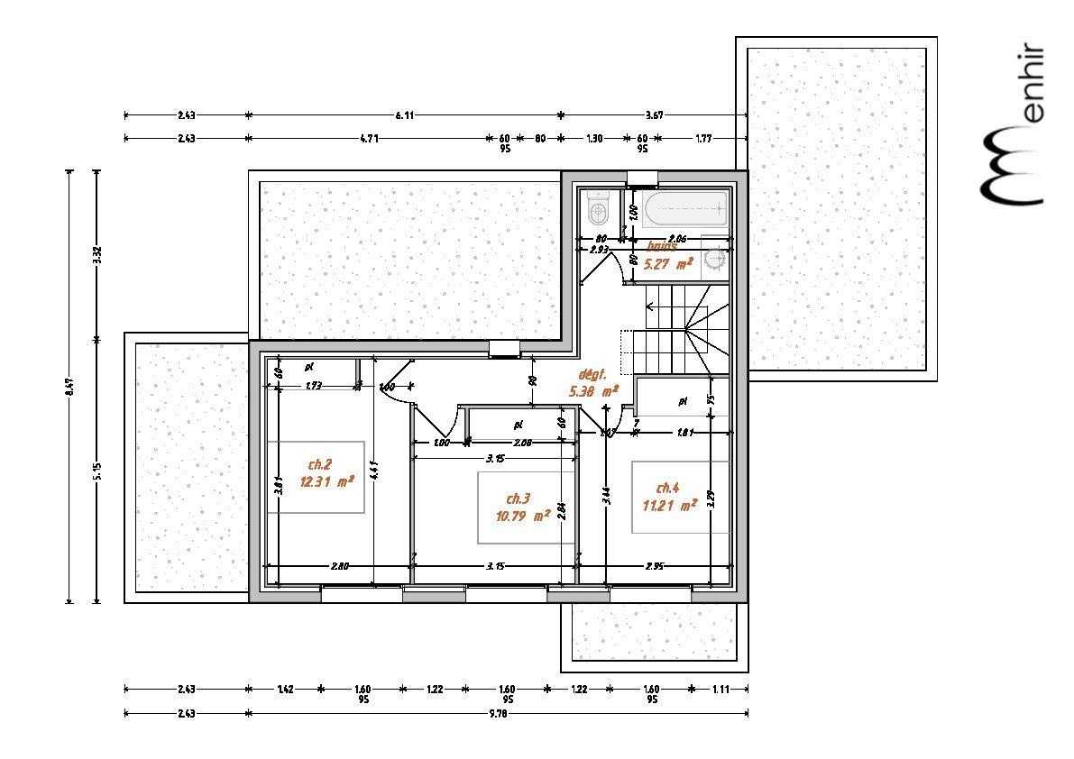 Plan de l?étage