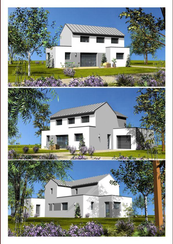 Perspectives de la maison