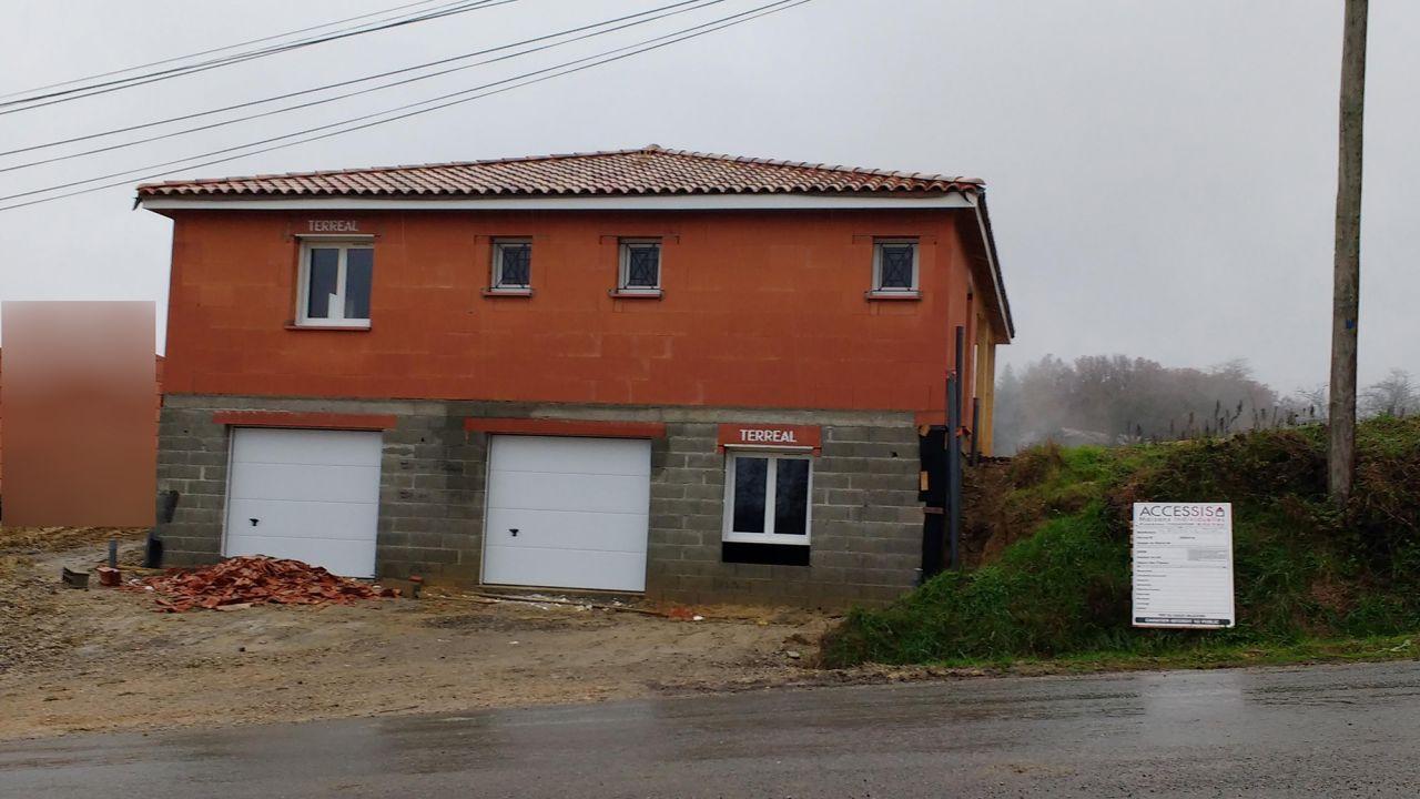 Fenêtres et porte de garage