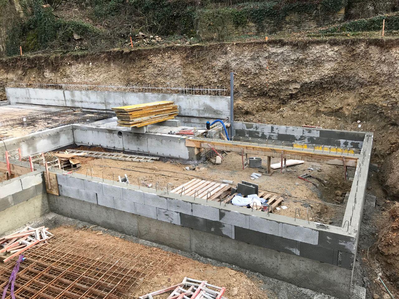 Construction vide sanitaire