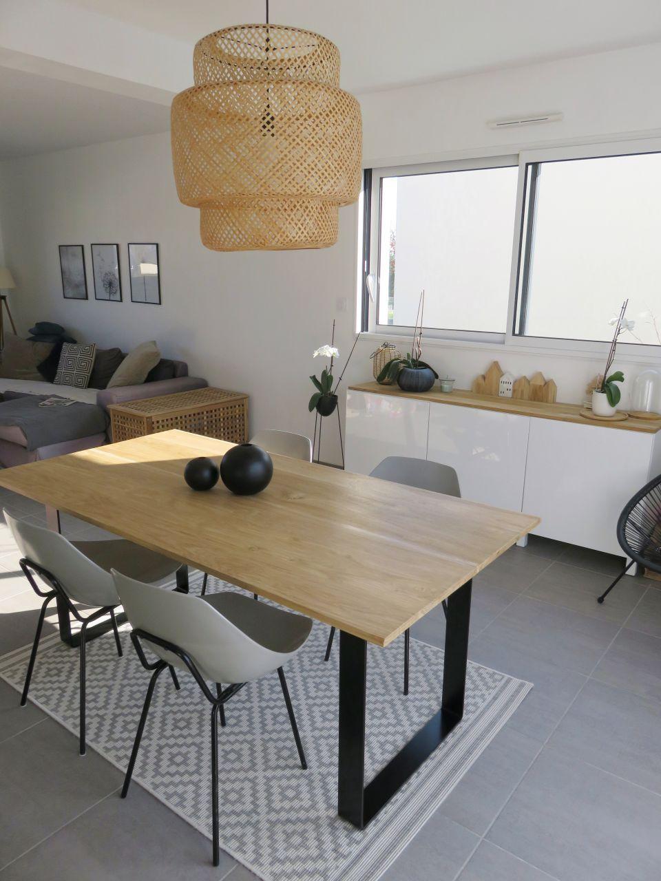 DIY Table de salle à manger.